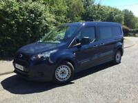 Ford Transit Connect Crew Cab L2 1.6TDCi 230 Double**SAT NAV**AIR CONDITIONING*
