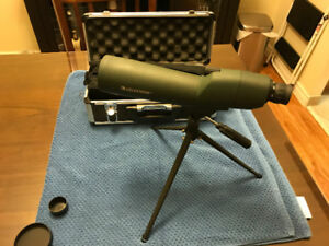 Celestron 20-60x spotting scope