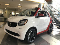 2017 Smart Convertible only 165.99 biweekly!! Call 514-803-6502