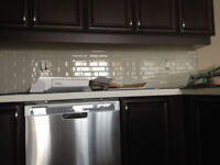 Tile installer for: backsplash,fireplace,floors,shower,etc