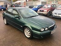 Jaguar X-TYPE 2.0D Classic 2004/54 Only 90K FSH & 12 Months Mot
