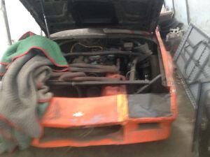 Street stock/endure car 87 Chevrolet Camaro Coupe (2 door)
