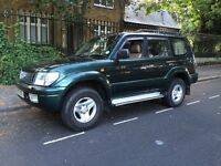 Toyota landcruiser colorado vx a 3.0 diesel automatic 8 seater mpv