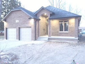 OPEN HOUSE TODAY 2-4 PM! NEWLY BUILT RANCH IN LASALLE