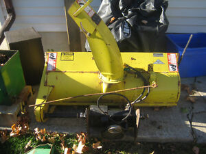 JohnDeere 49 Snowthrower