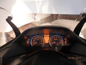 suzuki burgman 400cc an 2008