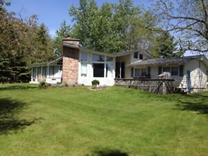 Kawartha Lakes Cottage Rental, Sturgeon Lake in Fenelon Falls
