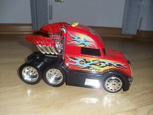 Fast Lane Truck with musical sounds Windsor Region Ontario image 1