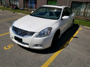 2011 Nissan altima 2.5s safety