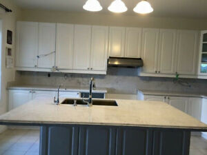 KITCHEN COUNTERTOPS ✰ FREE ESTIMATE ✰ FREE VANITY 647.483.6078
