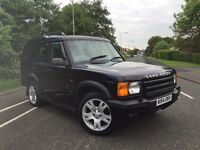 Land Rover TD5 in excellent condition with stacks of service history 12 months MOT
