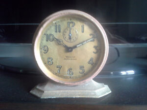 Big Ben Alarm clocks and other collectibles