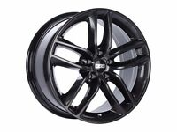BBS SX Alloy Wheels, perfect for 4x4/SUV and Van (T5/T6) Black or Silver