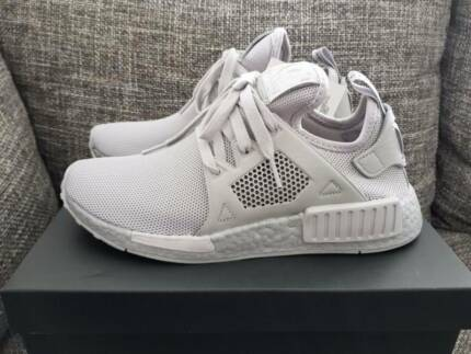 Brand New Adidas NMD XR1 triple grey US 7.5