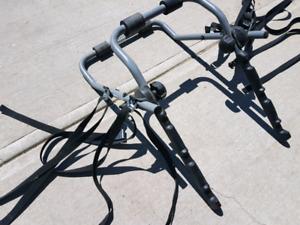 Trunk mounted Sportrack Bike Rack