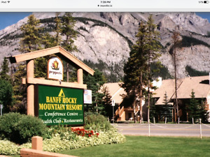 BANFF-2 BEDROOM CONDO for 3 NITES  ONLY $750.