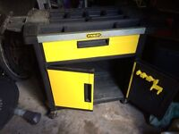 Coffre à outils robuste Stanley heavy duty toolbox organizer