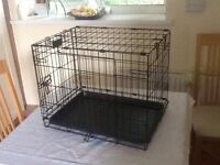Puppy small do crate