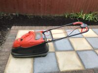 Flymo vision 330 compact hover mower