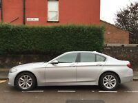 63/2013 new shape BMW 5 series 520D Se- new mot -34k miles