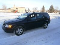 2006 FORD FREESTYLE LIMTED 3RD ROW SEAT LEATHER SUNROOF AND AWD.