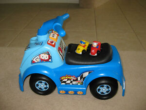 Fisher Price Ride on Car Cambridge Kitchener Area image 1