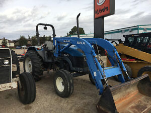 New Holland TL70 tractor