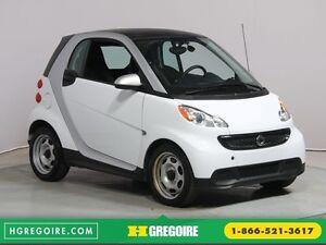 2013 Smart Fortwo Pure AUTOMATIQUE A/C