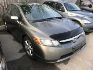 2008 Honda Civic LX | Needs New Engine | AS-IS