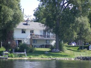 WATERFRONT PROPERTY ON BEAUTIFUL BAY OF QUINTE