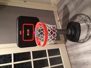 Panier de basket-ball à vendre ajustable