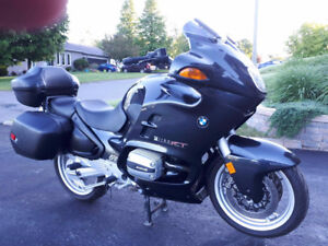 1998 BMW R1100RT + extra accessories