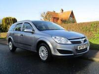 2008 Vauxhall Astra 1.7 CDTI ECOFLEX LIFE 5DR TURBO DIESEL ESATE ** £30 TAX ...