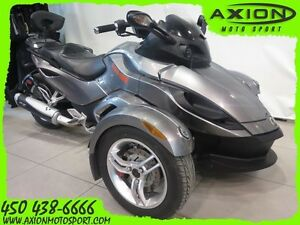 2011 Can-Am SPYDER RS SE5 49,96$/semaine
