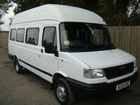 2005 05 LDV 400 CONVOY 2.4 TD LWB 14 SEATS DISABLE WHEEL CHAIR ACCESS 35K P/X
