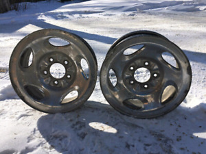 16 inch Ford rims