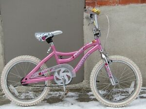 GEORGEOUS GIRL'S BIKE / 1/2 PRICE OF NEW