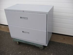 STEELCASE 2 Drawer Lateral Filing Cabinet