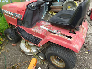 HONDA HT38 LAWN TRACTOR
