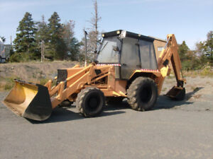 1989   JCB 4X4 BACKHOE IN GOOD RUNNING cond $10500 ono