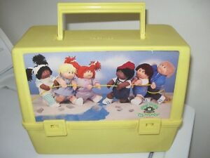 Rare Cabbage Patch Kid Lunch box and thermos. Cornwall Ontario image 1