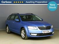 2016 SKODA OCTAVIA 1.6 TDI CR SE 4x4 5dr Estate