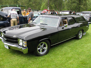 1971 Chevelle Greenbrier Wagon