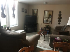 3 bedroom apt available May 1
