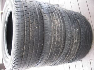 20 inch used tires