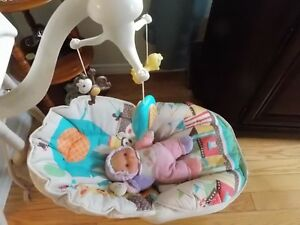 FISHER PRICE CRADLE N SWING