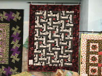 Quilt Showing - Demo Quilts - One of a Kind - Handmade Quilts