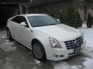 2013 Cadillac CTS....MINT COND.. AWD...ONLY 47,000KM