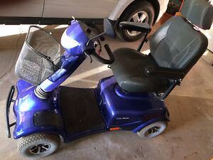 Invacare Cart. Asking $1500. Has new batteries.