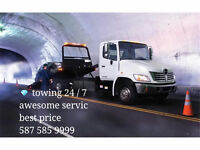 best price flatbed tow truck 5875859999